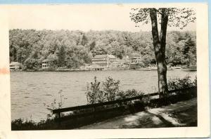 NH - Lake Winnepesaukee Cottages   *RPPC