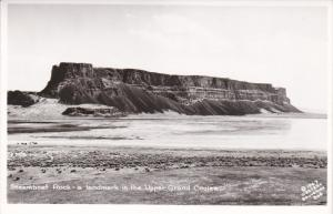 RP: Steamboat Rock, Upper Grand Coulee, Washington, 1947
