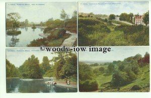 tp9620 - Kent - 4 Cards of Countryside in & around Tunbridge Wells - postcard