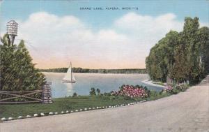 Grand Lake Alpena Michigan 1941