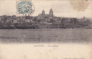 France Argenatn Vue Generale 1906