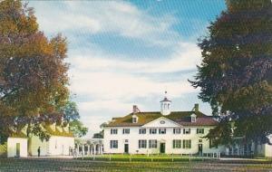 Virginia Mount Vernon The Mount Vernon West Front