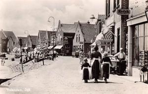Volendam Holland Dijk Volendam Dijk