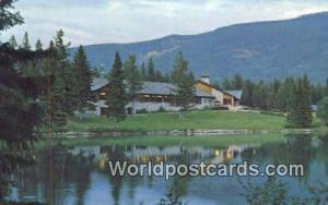 Canada Jasper Park Lodge Lac Beauvert