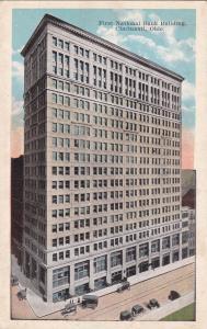 CINCINNATI , Ohio , 00-10s ; First National Bank Building