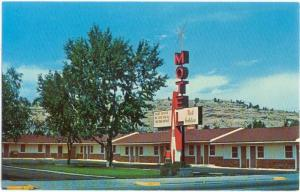 Red Gables Motel Billings Montana MT 1511 First Avenue North