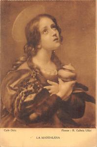 La Maddalena Carlo Dolei Firenze R. Galleria Uffizi