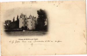 CPA Chateau de Moiliere par ANGERS (207486)