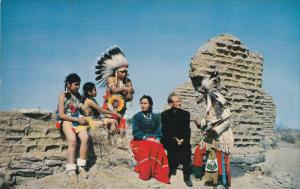 Native American Indian Postcard ; Southwest , 50-60s