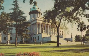 COLUMBIA , South Carolina , 50-60s ; The State House