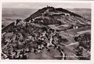 Germany Schwaebisch Gmuend Hohenrechberg mit Ruine Photo