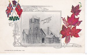 PAKENHAM , Ontario , Canada , PU-1906 ; Presbyterian Church
