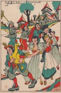 Gelukkige Hans , 1910-20s #4