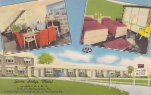 Stone Lodge Motel - Mechanicsburg PA, Pennsylvania near Harrisburg - Linen