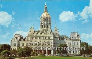 State Capitol Hartford, Connecticut, USA Unused