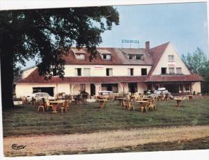 Hostellerie de L´As de Pique PARCEY, Jura, France, 50-70s