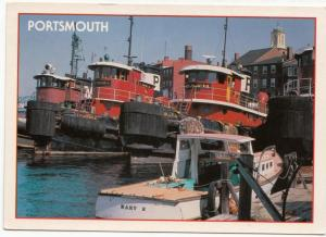 Portsmouth, New Hampshire, unused Postcard