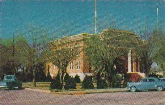 Arizona Safford Graham County Court House