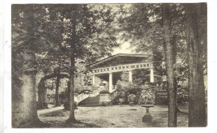 Hall of Philosophy on Lake Chautauqua, New York, 00-10s