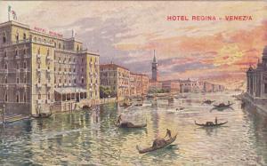 Hotel Regina - VENEZIA , Italy , 00-10s