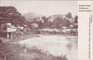 Sierra Leone , 00-10s ; Susans Bay , FREETOWN