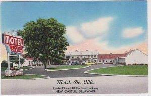 Delaware New Castle Hotel De Ville