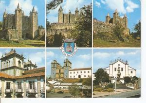 Postal 034708 : Vila da Feira - Portugal. Monumentos de Vila de Feira