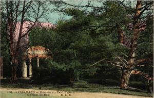 CPA VERSAILLES - Hameau du Petit TRIANON - Un Coin de Bois (353376)