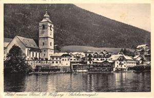 Austria Hotel Weisses Rossl St. Wolfgang Salzkammergut