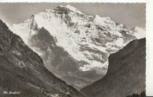 Switzerland Postcard - Die Jungfrau - Ref TZ7645
