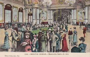 Monte Carlo Nouvelle Salle de Jeu