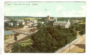 Wexio, View from the South, Sweden, 00-10s