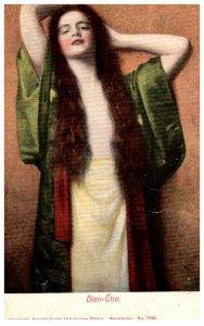 Victorian  Woman , Bien-Etre