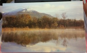 England Reflections Derwentwater - posted