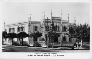 Mozambique Maputo Museu Alvaro de Castro Museum Lco Marques Postcard