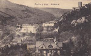 Baden a Wien. Helenental. Austria , 00-10s