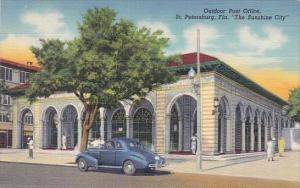 Florida Saint Petersburg Outdoor Post Office