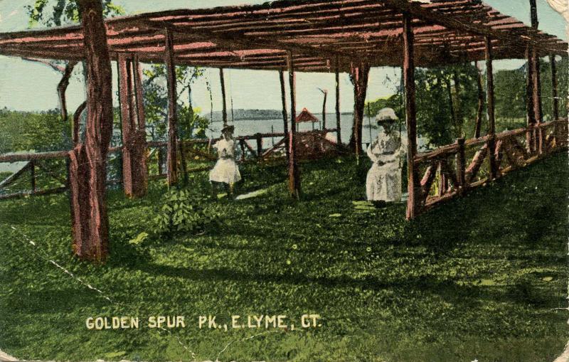 CT - East Lyme. Golden Spur Park