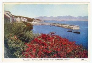 Roundstone Harbour &  Twelve Pins , Connemara, Ireland, 60-70s