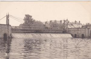 LEAMINGTON , Warwickshire , England , 00-10s ; Mill Waterfall ; TUCK