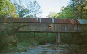 GA - Marietta/Smyrna Area. Ruffs Mills Covered Bridge