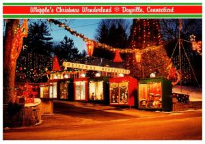 Connecticut , Dayville , Whipple's Christmas Wonderland ,     Entrance
