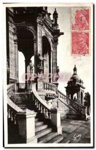 Old Postcard Bonsecours Monument Ste Jeanne d & # 39Arc