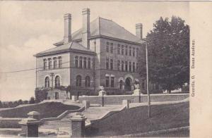 Doane Academy School - Granville, Ohio - pm 1910 - DB