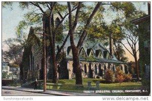 Trinity Episcopal Church Pawtucket Rhode Island
