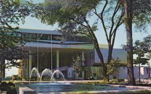 Hotel deVille, Centre-Ville, Trois-Rivieres, Quebec, Canada, 1950-60´s