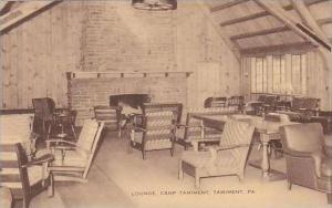 Pennsylvania Tamiment Lounge Camp Tamiment Artvue