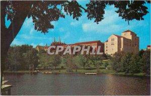 Postcard Modern Tharon Plage Loire Atlantique Camping Thar Cor