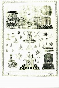 CPM Stationers Hall. Synopsis of marks and sings FREEMASONRY (860949)