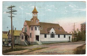 Old Orchard, Me, Catholic Church